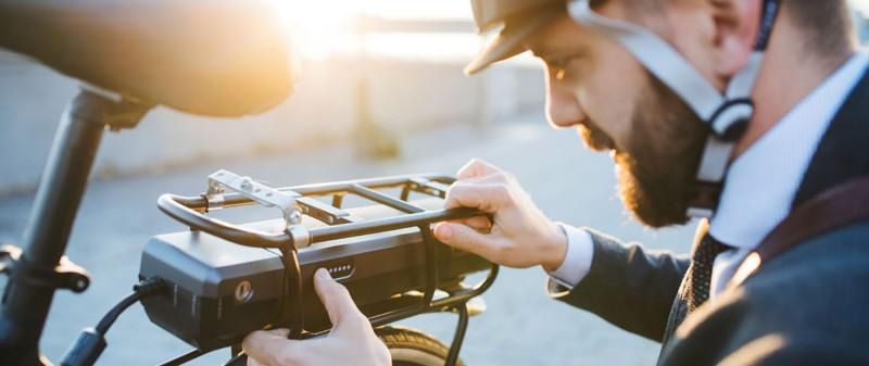 E Bike Akku Reparatur